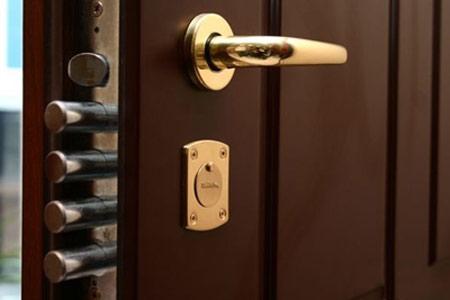 درب ضد سرقت در تنکابن
