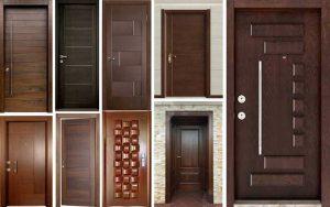 مقایسه درب چوبی با آهنی