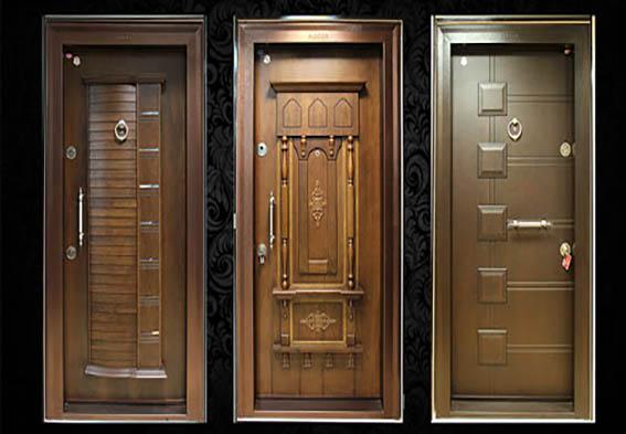 انواع درب ضد سرقت در کرج
