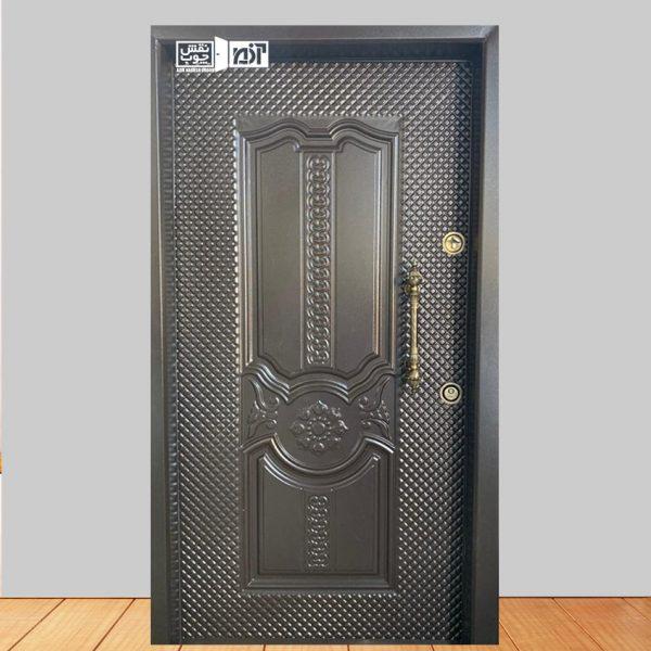 بهترین درب ضد سرقت رویه فلزی