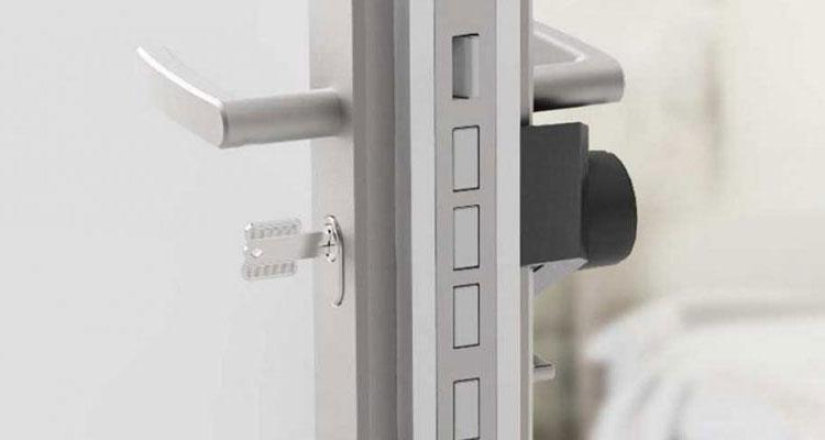 انواع قفل کلیدی درب ضد سرقت