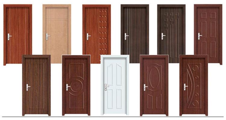 انواع رنگبندی درب ضد سرقت