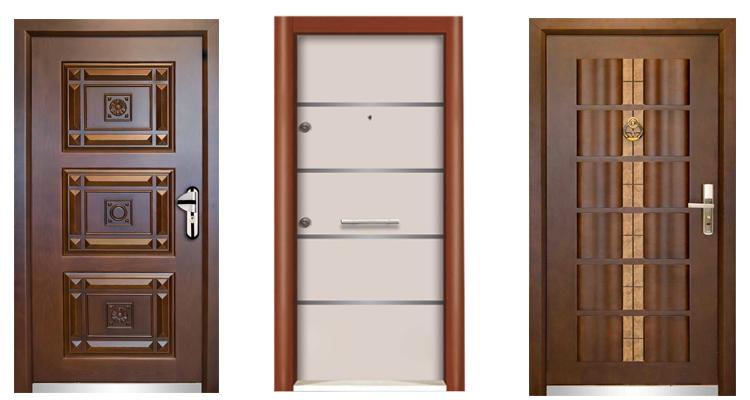 نصب و تعویض درب قدیمی با درب ضد سرقت